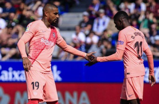 """""""Ousmane Dembélé is like a little child""""- KP Boateng"""