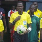 Match Officials for Ghana Premier League Match week 5
