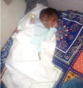 PHOTOS: 10 yr-old girl delivers a beautiful baby girl 3