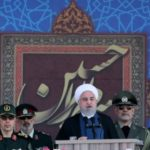 Iran warns foreign forces to stay out of Gulf region