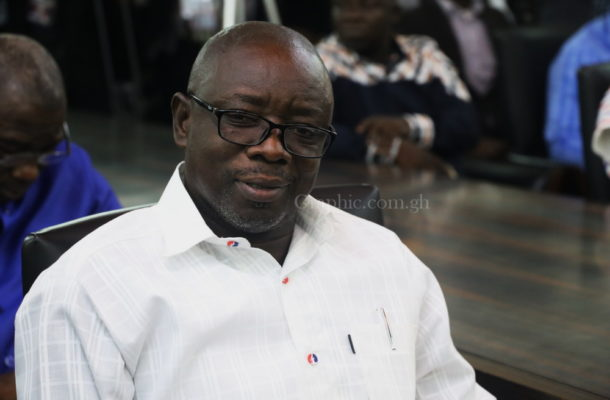 Galamsey fight 85% successful - Land Minister