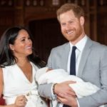 Harry and Meghan begin tour of Africa with baby Archie