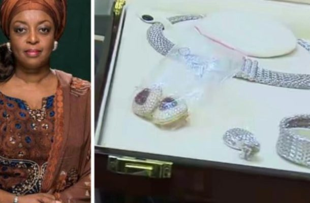 Court orders seizure of ex petroleum minister's $40m jewellery, iPhone to gov't