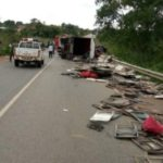 8 die in gory accident on Kintampo road