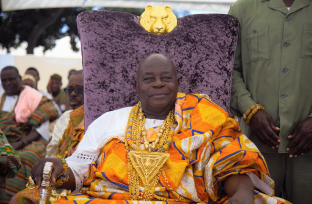 We chose Togbe Sri because of how the the Otumfour led committee mediated Dagbon crisis-Nana Addo