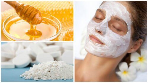 How to erase dark spot in 24 hours with Aspirin and Honey