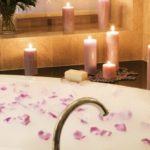 Running a romantic bathtub needs not be expensive