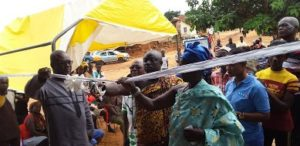 Kwahu East: Bryan Acheampong opens thrift shop in Ankoma