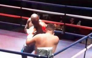 VIDEO: Bukom Banku wins first fight outside Ghana