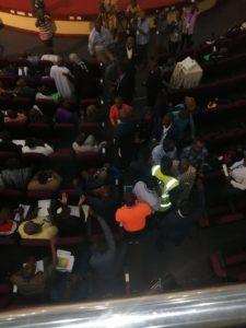 VIDEO: Alhaji Grunsah causes chaos at GFA congress describes RFA as 'goro boys'