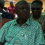Angry Okyenhene threatens to deal with Kwabeng DCE over insubordination