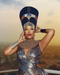 PHOTOS: Joselyn Dumas is a stunning African woman in 39th birthday shoot