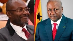 BOMBSHELL: Ken Agyapong shockingly claims Mahama ordered murder of JB Danquah 'because he had his n*de photos'