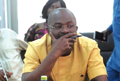 My houseboy inserted his pen!s into my daughter's mouth - Kennedy Agyapong reveals