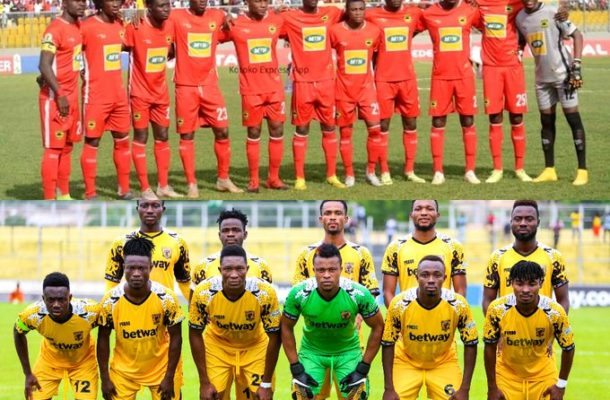 Sports Ministry wishes Kotoko, Ashgold well ahead of African cup games