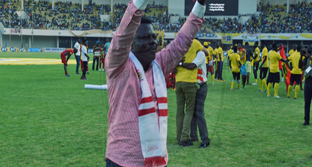 Manhyia rejects Dr. Kwame Kyei's resignation letter from Kotoko