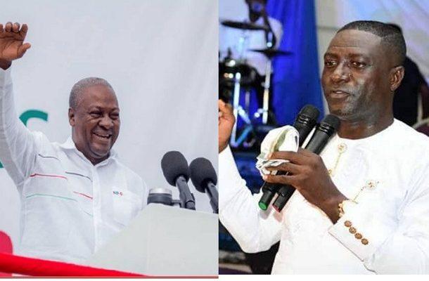 2020: Mahama settles on Captain Smart as running mate?