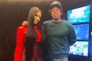 Jay-Z signs Megan Thee Stallion to Roc Nation
