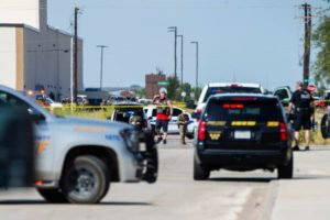 PHOTOS/VIDEO: Mass shooting in Texas leaves 5 dead and 21 injured
