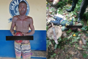 Debiso: Father beheads 6-year-old son for rituals; says 2 other boys are on waiting list