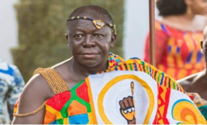 VIDEO: How Otumfuo arrived at the Baba Yara Sports Stadium for 6th March parade
