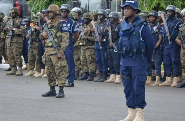 Surrender and stay away from Western Togoland within 24-hours – Ghana Police, military warned