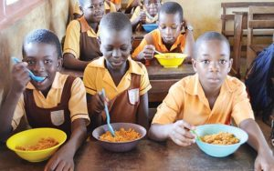 MCE chases chairman's wife over school feeding