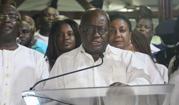 The Paradox of  Ethnicity of Wealth in Ghana- an Akufo Addo Legacy?