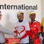 RUGBY: Sunda International congratulates Ghana Rugby Women's team Ghana Eagles