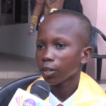 VIDEO: 12-yr-old home-schooled boy gains admission to University of Ghana