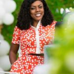 Why Nana Aba Anamoah dedicated RTP Award to her best friend revealed