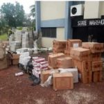 Customs destroy banned and expired goods in Sunyani