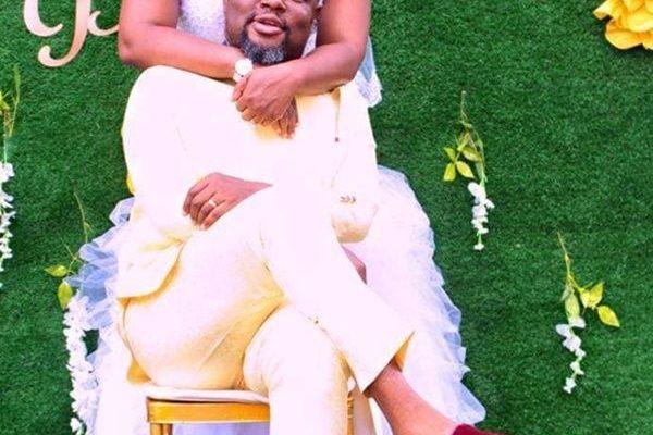 Fiifi Banson marries long-time girlfriend