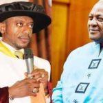 Mahama can't be President again - Rev Owusu Bempah explains why