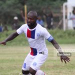 Liberty skipper Papa Arko shows support for George Afriyie