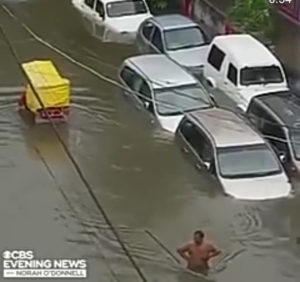 VIDEO: Over 100 people dead in India as heavy rain led to flooding