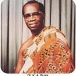 Today marks 50th anniversary of Busia's assumption to office