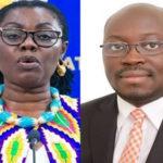 Ato Forson responds to Ursula Owusu with Bible verse