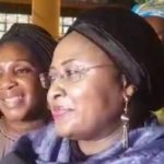 Nigeria's first lady returns amid marriage rumours
