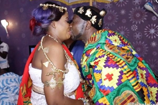 Stay away from my husband - Nayas warns ladies