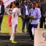 Ghana's skipper Shafiu Mumuni wins WAFU Cup golden boot