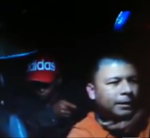 VIDEO: Brave Taxi driver held to a gun point in his car fights off gunman