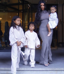 PHOTOS: Kim Kardashian arrives in Armenia with her adorable children ahead of their baptism
