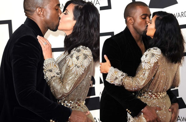 I felt magnetic attraction - Kanye West describes falling in love with Kim Kardashian