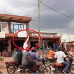 VIDEO: Ugandan singer and presidential aspirant Bobi Wine escapes police arrest on bike