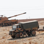 Germany bans weapon sales to Turkey over Syria offensive