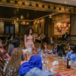 Photos: Becca unites Nigeria's female musicians for an evening of sisterhood
