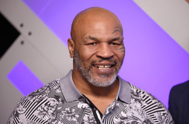 VIDEO: Mike Tyson defies his age to show incredible hand speed and body movement