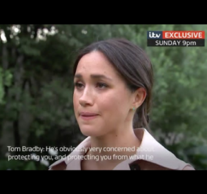 VIDEO: Meghan Markle gets emotional as she admits she has not been OK behind the scenes