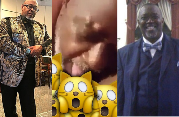 """""""I eat pu**y & my skills are much better"""" - 'Cussing' Pastor Thaddeus reacts to Pastor Wilson's leaked tape"""